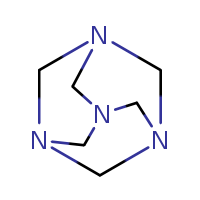 2D chemical structure of 100-97-0