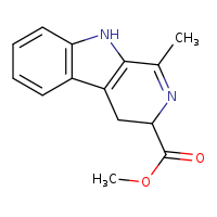 2D chemical structure of 10022-81-8