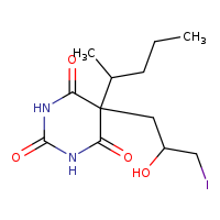 2D chemical structure of 100251-48-7
