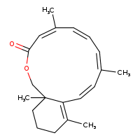 2D chemical structure of 10035-29-7