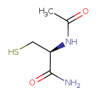 2D chemical structure of 10061-64-0