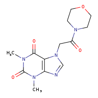 2D chemical structure of 100706-81-8