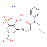 2D chemical structure of 10127-27-2