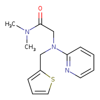 2D chemical structure of 104164-84-3