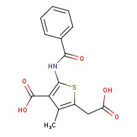 2D chemical structure of 105522-85-8