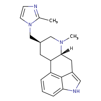 2D chemical structure of 105579-50-8