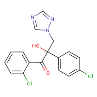 2D chemical structure of 107658-71-9