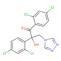 2D chemical structure of 107659-29-0