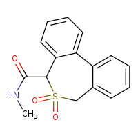 2D chemical structure of 110129-24-3
