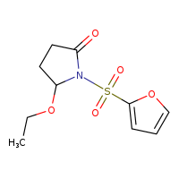 2D chemical structure of 111711-65-0