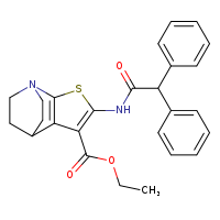 2D chemical structure of 112302-59-7