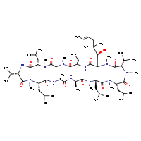2D chemical structure of 114865-22-4