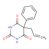 2D chemical structure of 115-43-5