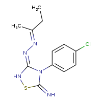 2D chemical structure of 115370-85-9