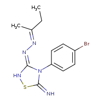 2D chemical structure of 115370-86-0