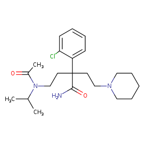 2D chemical structure of 116078-65-0
