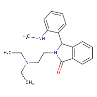 2D chemical structure of 116870-45-2