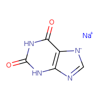 2D chemical structure of 1196-43-6