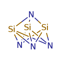 2D chemical structure of 12033-89-5