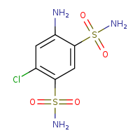 2D chemical structure of 121-30-2