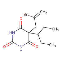 2D chemical structure of 12124-83-3