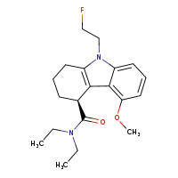 2D chemical structure of 1246453-56-4