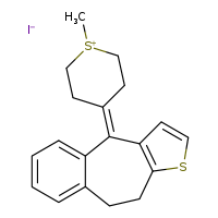 2D chemical structure of 124939-78-2
