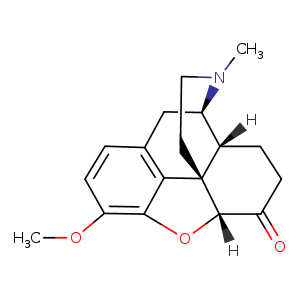 2D chemical structure of 125-29-1