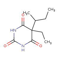 2D chemical structure of 125-40-6