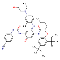 2D chemical structure of 125139-18-6
