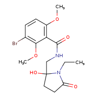 2D chemical structure of 125558-30-7