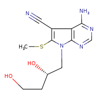 2D chemical structure of 127945-89-5
