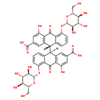 2D chemical structure of 128-57-4