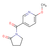 2D chemical structure of 128326-80-7