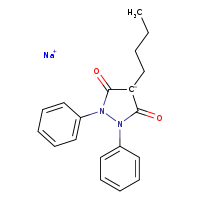 2D chemical structure of 129-18-0