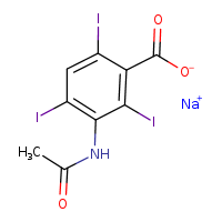2D chemical structure of 129-63-5