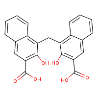 2D chemical structure of 130-85-8