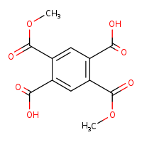 2D chemical structure of 13011-95-5