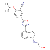 2D chemical structure of 1306760-87-1