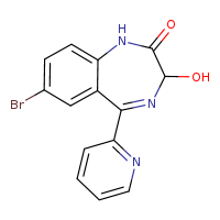 2D chemical structure of 13132-73-5