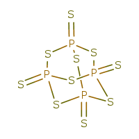 2D chemical structure of 1314-80-3