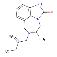 2D chemical structure of 131515-09-8
