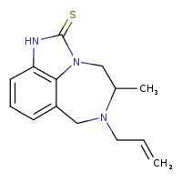 2D chemical structure of 131662-41-4