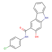 2D chemical structure of 132-61-6