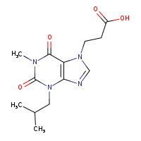 2D chemical structure of 132560-21-5