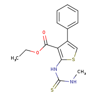 2D chemical structure of 132605-08-4