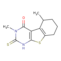 2D chemical structure of 132605-20-0