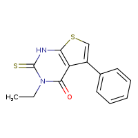 2D chemical structure of 132605-28-8