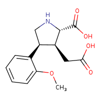 2D chemical structure of 132785-33-2