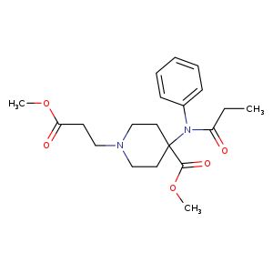 2D chemical structure of 132875-61-7